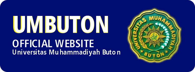 Official Website Universitas Muhammadiyah Buton